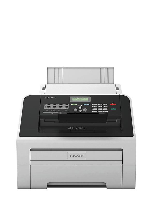 Fax Laser super G3 RICOH 1195L