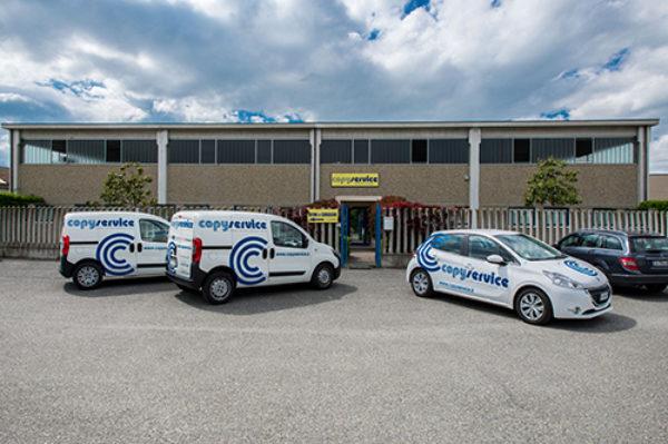 Copy Service: l'azienda