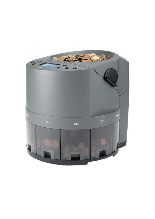 Safescan 1450 Conta e Seleziona Monete per EUR