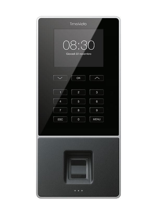 SAFESCAN TM 626 Rilevatore di Presenza con Tessera RFID + Impronte Digitali + PIN