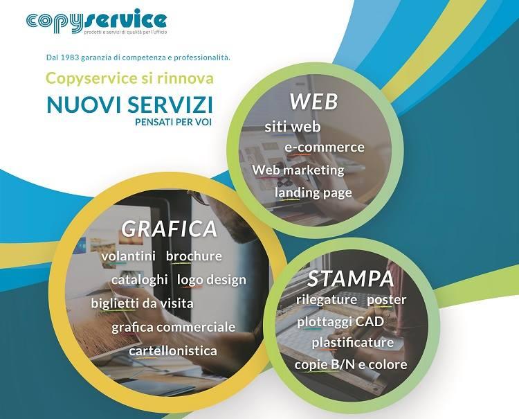 nuovi servizi copyservice