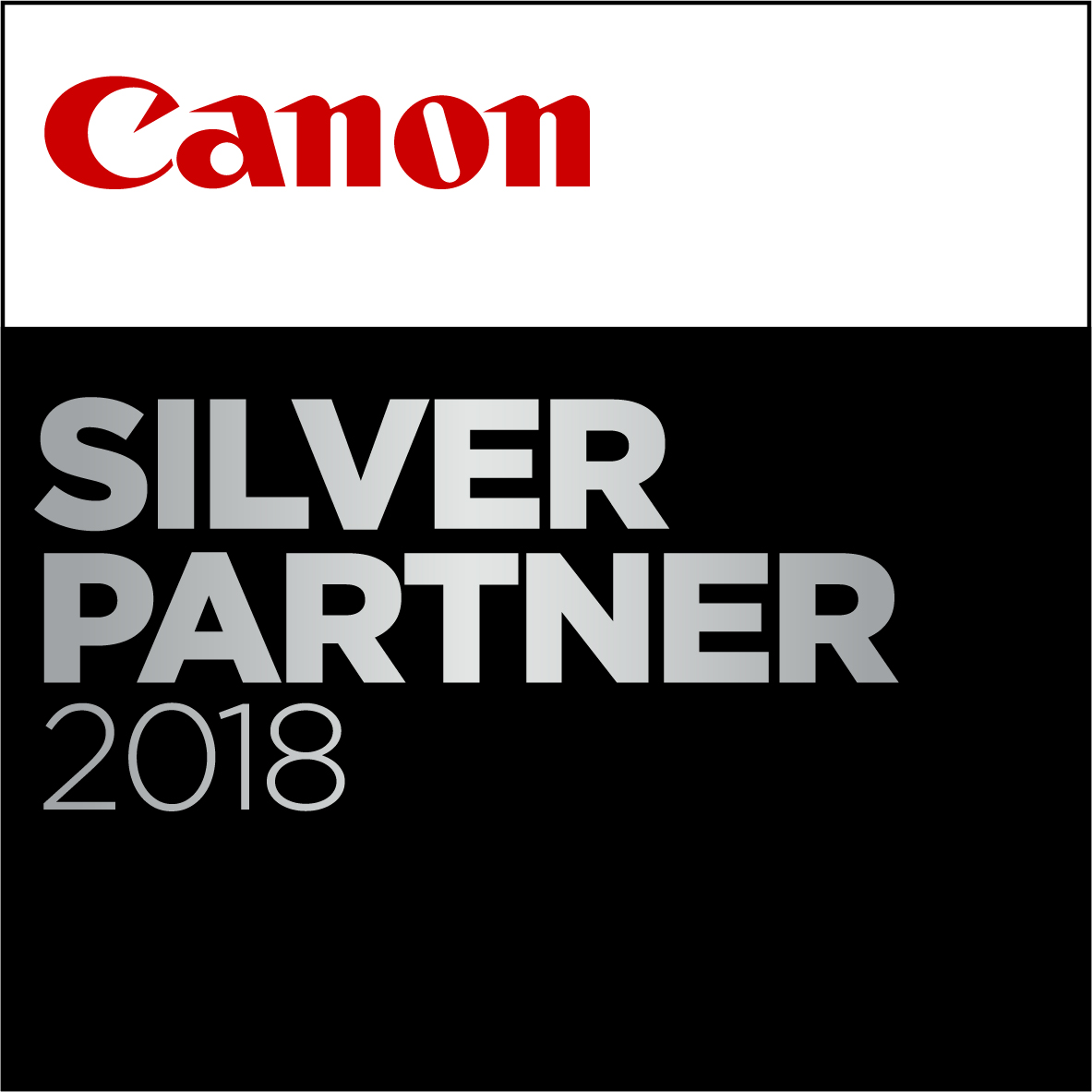 Canon_PP 2018_SilverPartner_Sticker visual