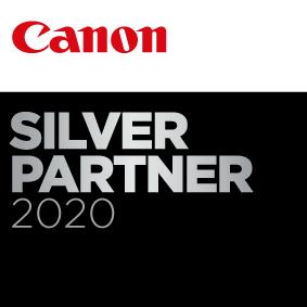 Canon 2019 SilverPartner