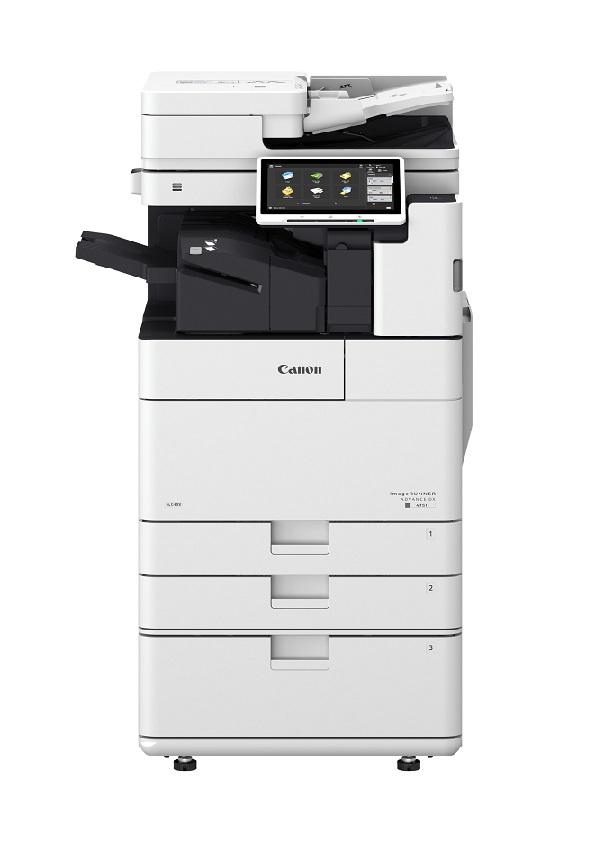 MF Laser A3 B/N CANON iR-ADV DX 4735i